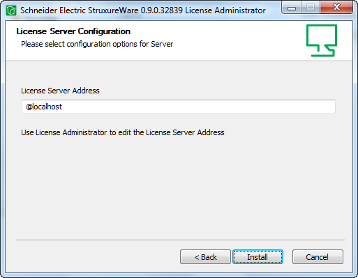 Installing the License Administrator and the License Server